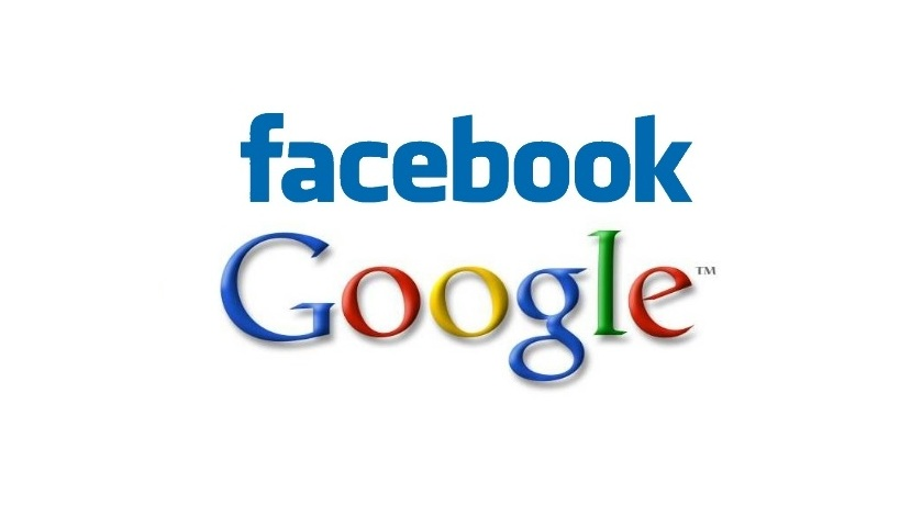 Google and Facebook top 2011's most visited sites in US