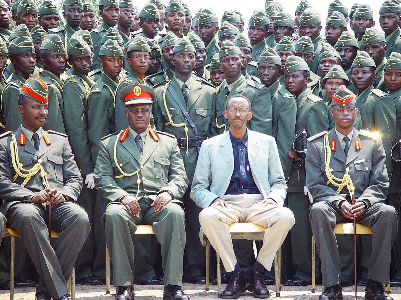 PAUL KAGAME: A GENERAL WITHOUT GENERALS