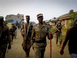 M23 Congolese Rebels Advance on Masisi and Lubero.