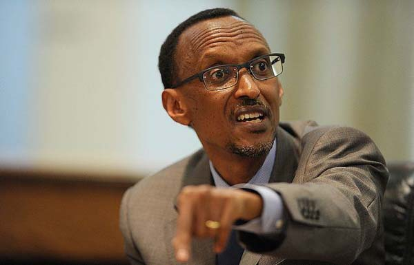 Kagame rallies RPF cadres he had forgotten for nearly 20 years.