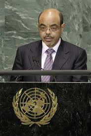 Ethiopian strongman and Western ally, Meles, dies