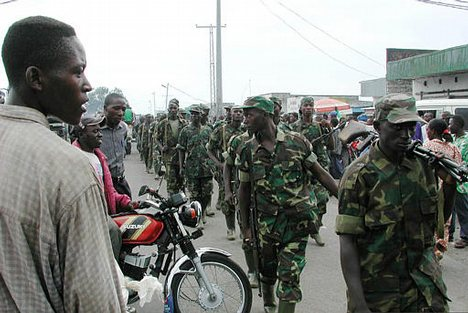 Rwanda Special Forces Withdraw From DRC on Saturday