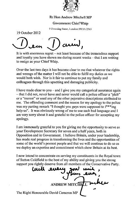 angry resignation letter