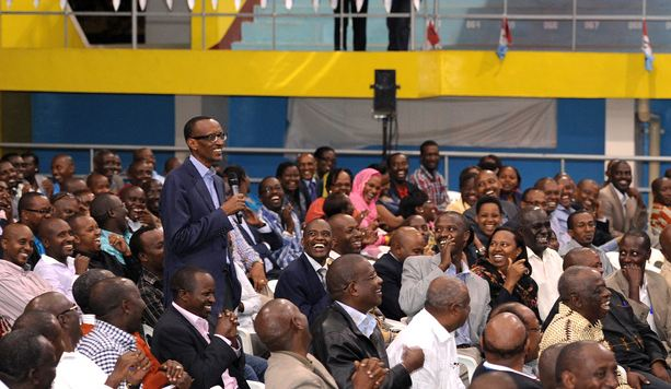 The Untold Stories: Is Kagame riding on a Cow instead of a Horse?  His administration has failed to grasp what caused and causes conflicts not only in Rwanda but in Africa.