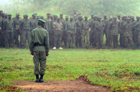 Can the DRC army stop abusing human rights?