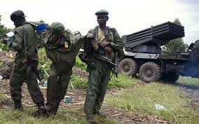 Congolese soldiers battle M23 rebels for 5th day