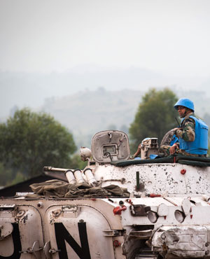 UN says 'security zone' up in eastern DRC