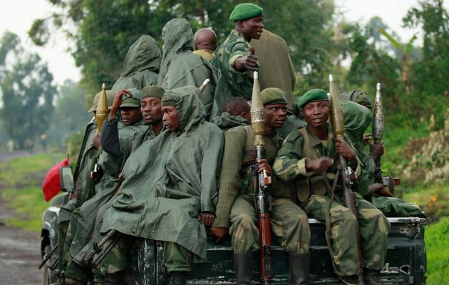 Congo police secure rebel territory, 'national dialogue' delayed