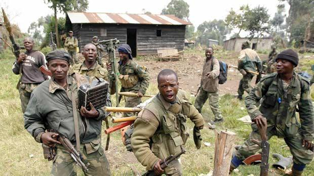 Congo's army fights on despite ceasefire offer: