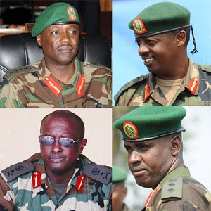 House arrest lifted for Gen. Ibingira, three others