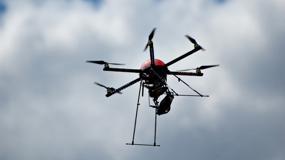 Not Just Killing Machines: Drones Can Save Lives, Too