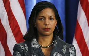 """""""I would go down in flames if that is what is required"""" Ambassador Susan Rice"""