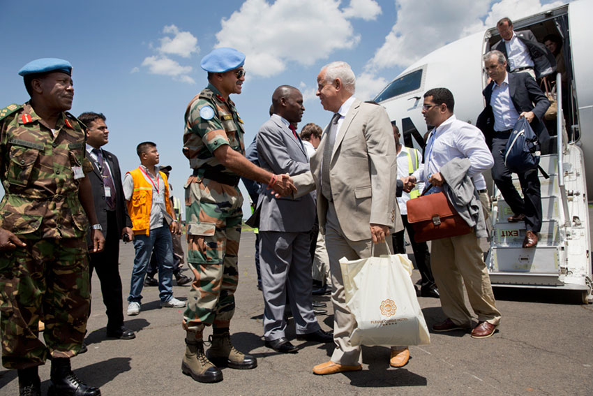 During visit, Security Council members meet leaders of Africa's Great Lakes countries