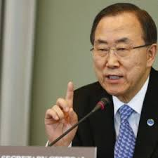 UN chief condemns killing of peacekeeper in DRC