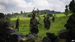 M23 rebels, army clash in eastern Congo