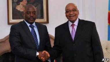 South Africa signs Grand Inga power import deal with DRC