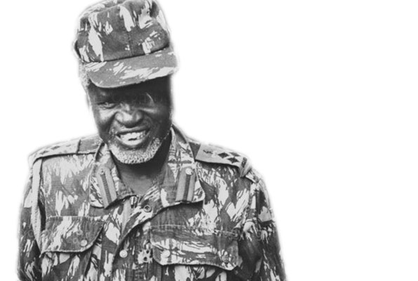 Gen. Bazilio Okello's remains to be returned home