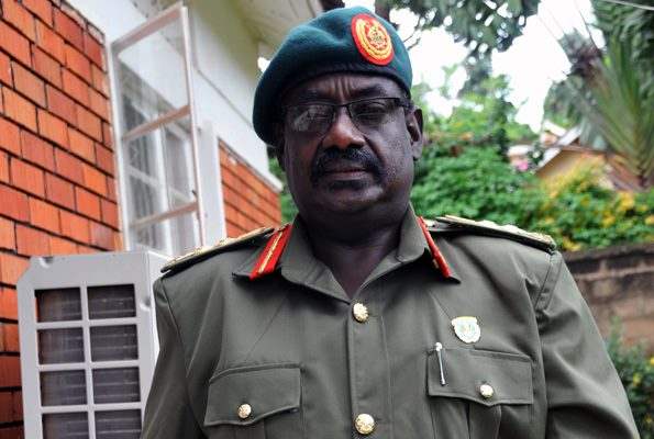 Secret Letter Reveals General Sejusa Was In Office Illegally