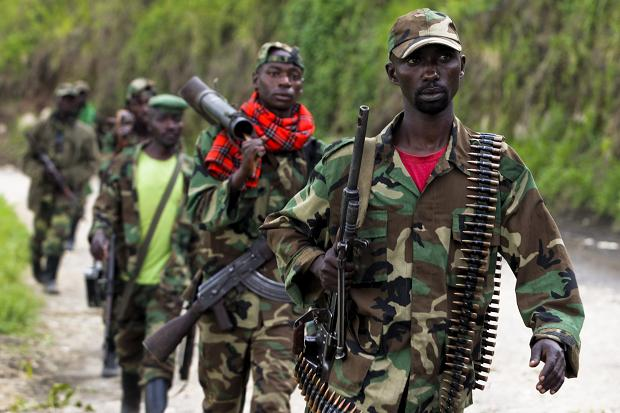 900 killed in DR Congo army-rebel fighting