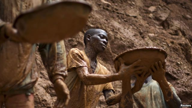 Map Shows Gold is Top Conflict Mineral in Eastern Congo