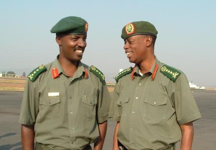 Behind the Presidential Curtains: Gen Kayonga spoke out before his detention