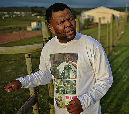Mandela look-alike vows to carry on legacy