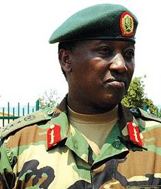 Arrest of Rwanda's Director General of National Security Service
