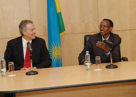 Kagame hiding in London Hotel for three days trying to stretch out his criminality to Briton officials