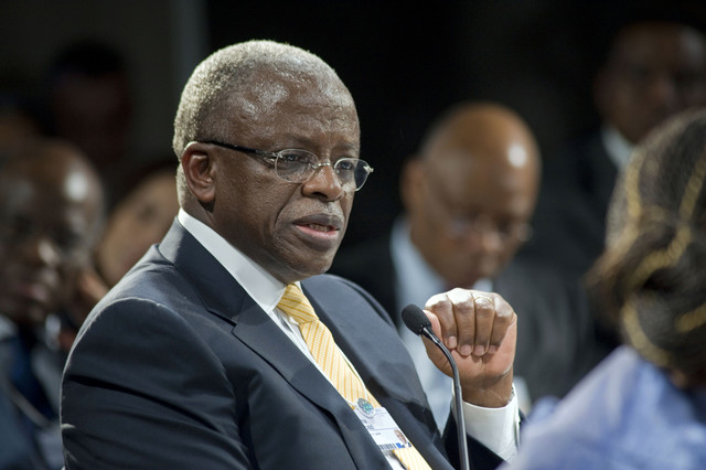 Amama Denies Campaigning For Presidency