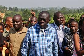 Kizza Besigye Vows to Bring Down Museveni