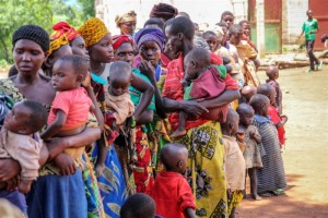 Burundians hard, thousands in need of aid