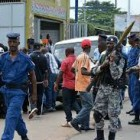 Military officer among 4 killed in Burundi violence