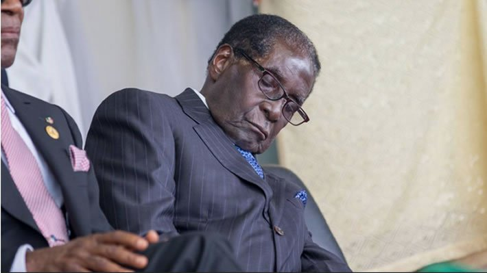 I am not stepping down anytime soon — Robert Mugabe