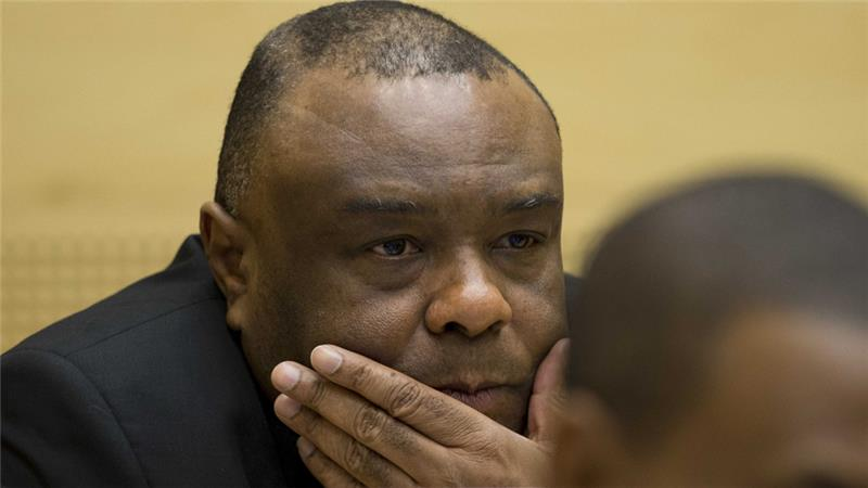 ICC sentences Congo's Bemba to 18 years in prison