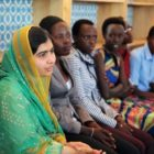 Malala shocked as crying Burundian girls recall rape while fleeing war