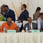 African leaders meet in Kigali