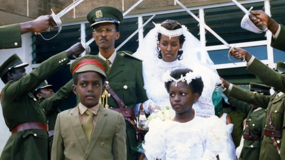 The Kagame's set record over divorce rumors