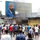 Anti-government march turns violent in Congo capital17 dead