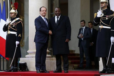 France says time to act on Congo, EU sanctions possible