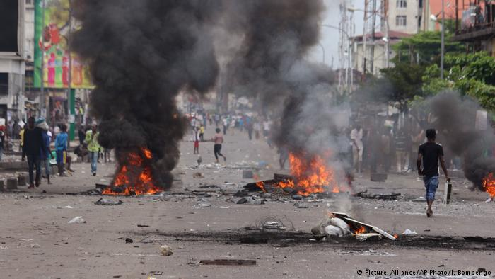 DR Congo to remain 'unstable and violent'
