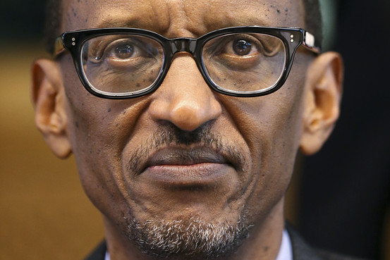 The Great Kagame Interview