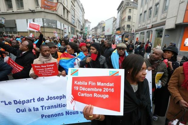 Tensions mount in DR Congo as end of Kabila's term nears