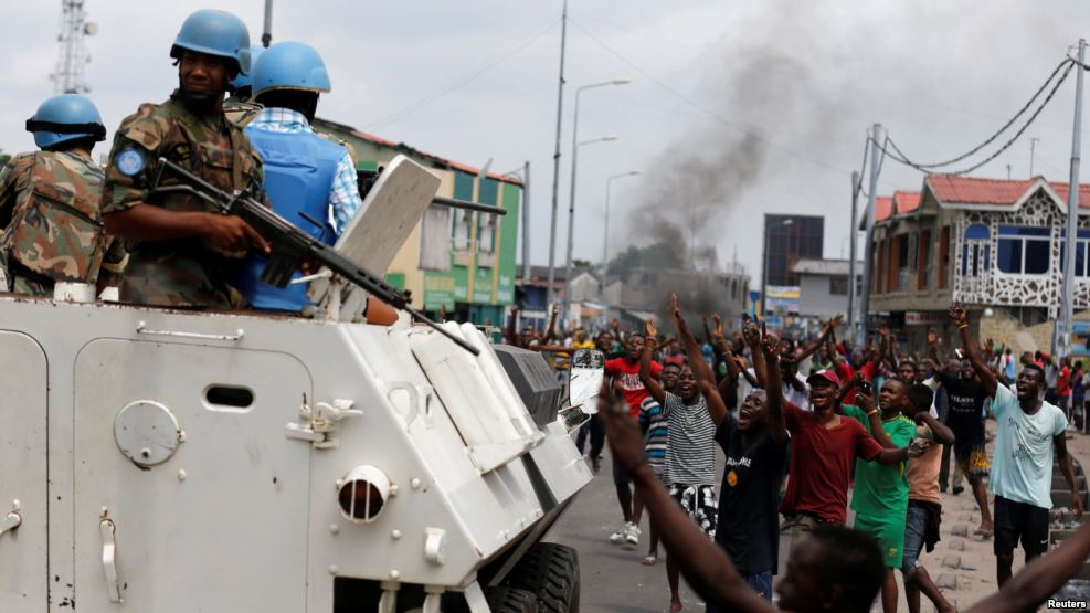 Dozens Killed as Political Tensions Rise in DRC