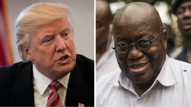 How Trump can turn a blunder on Africa into a win for democracy