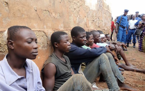 Detained Burundian rebels facing extradition from DRC at risk of 'a certain death' or torture