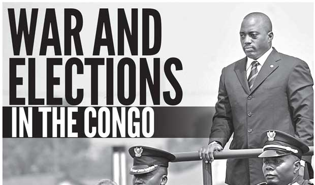 War and Elections in DRC