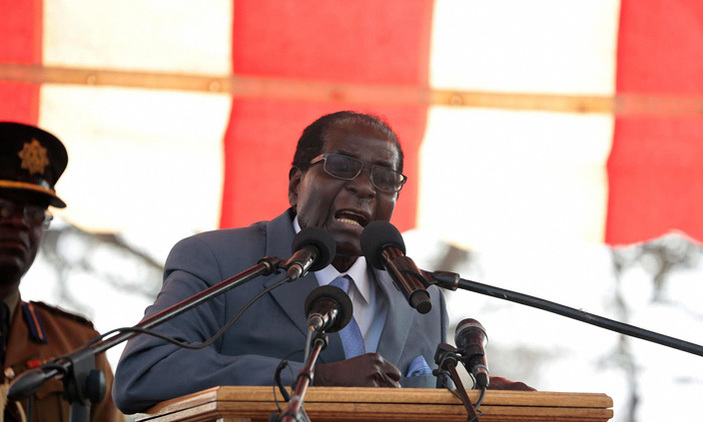 Zimbabwe protest pastor says may stand against Mugabe