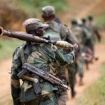 Under pressure DR Congo government vows to stem violence