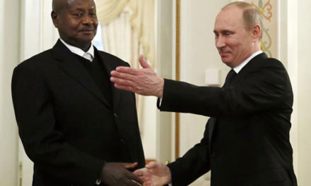 Museveni weighs-in on US-Russia row, warms up to Trump