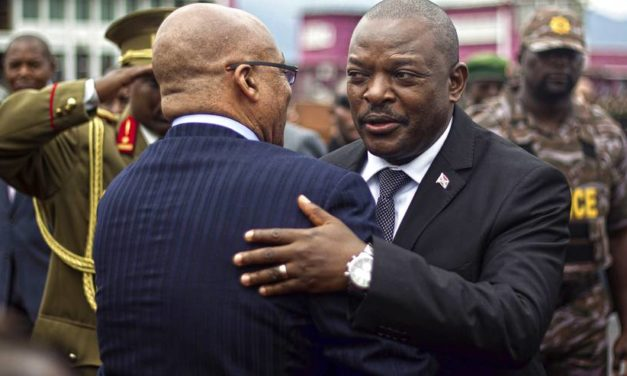 ISS Today: Burundi keeps knocking at SADC's door